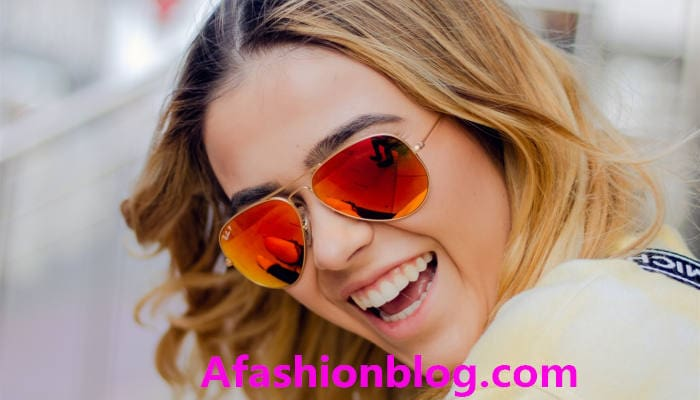 There is a transformation that takes place when people, in general, wear sunglasses. They tend to walk more upright and with confidence.