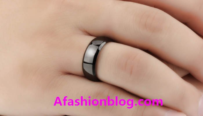What Are Black Wedding Rings Made of?(4 Common Metals)