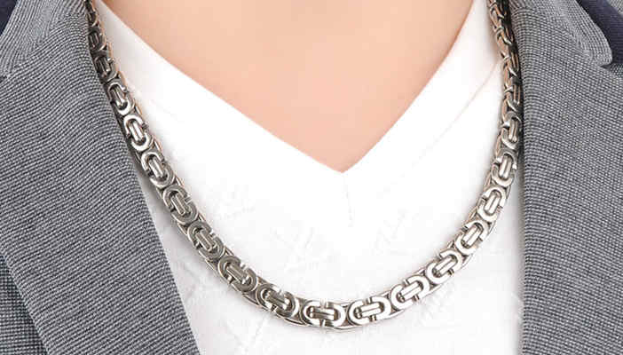Are Stainless Steel Necklaces or Chains Good?