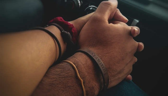 Cute Matching Bracelets for Couple