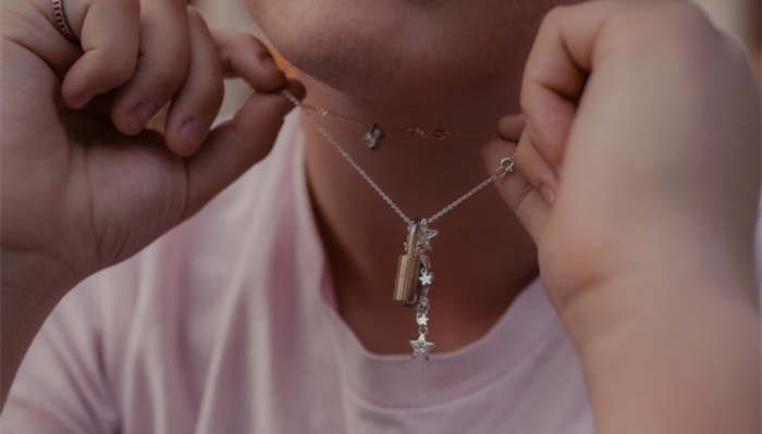 Meaningful Necklaces