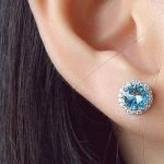 Earrings for Sensitive ears infection