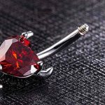 Plastic Belly Rings Vs. Metal(the Differences, Pros&Cons)
