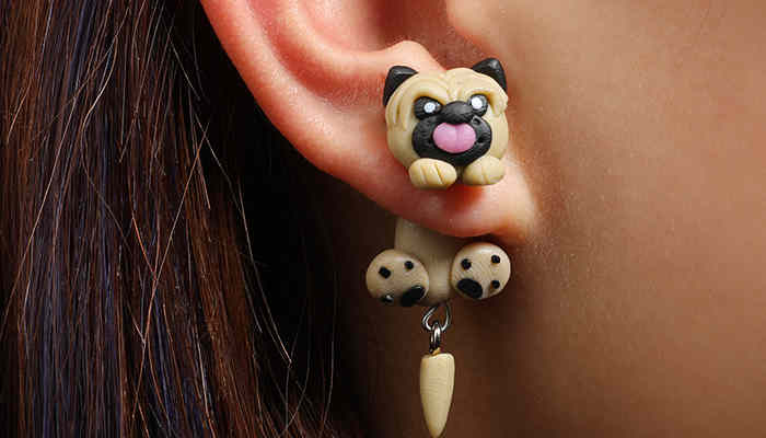 Non-Pierced Earrings for Babies