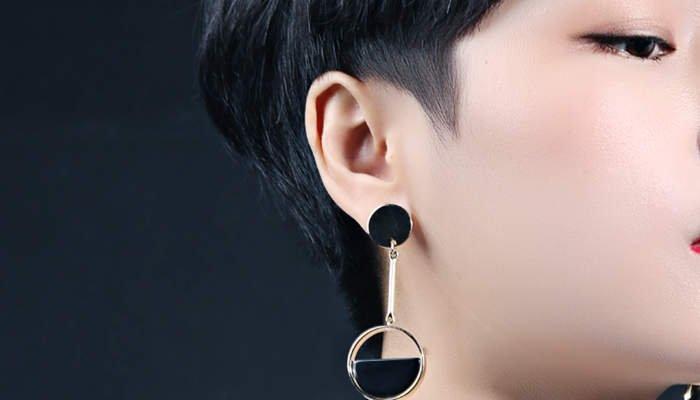 Magnetic Earrings for Unpierced Ears