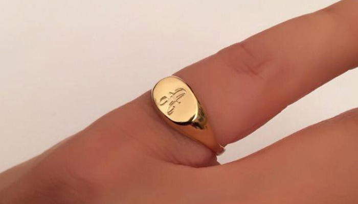 What Does a Pinky Ring Mean on a Man?