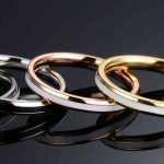Rose Gold vs White Gold Engagement Rings