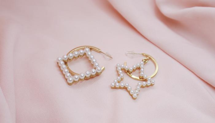 12 Baby Pearl Earrings With Safety Backs A Fashion Blog