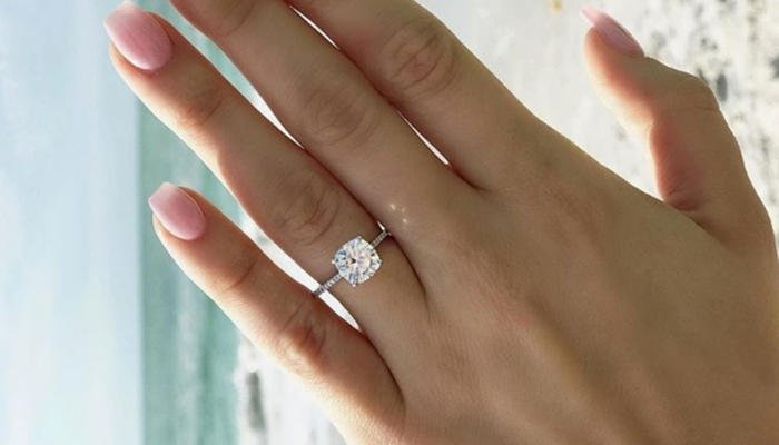 Why Diamonds Are Used for Engagement Rings