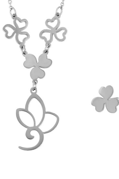 Brass vs. Stainless Steel Jewelry