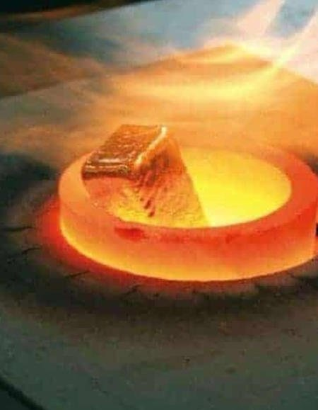 Can White Gold be Melted Down and Reused