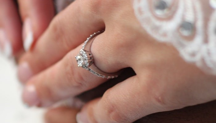 How to Care For a Sterling Silver Engagement Ring