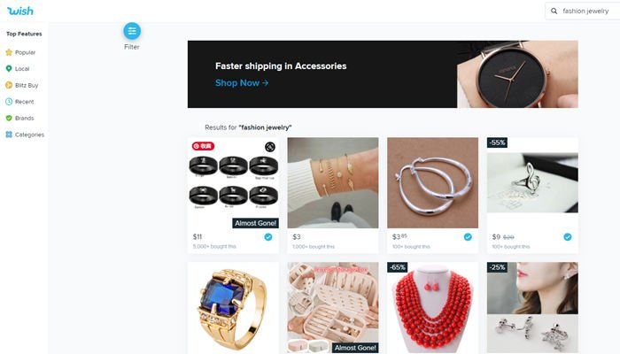 Is the Jewelry on Wish Real?
