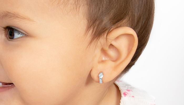 Sleeper Earrings for Babies