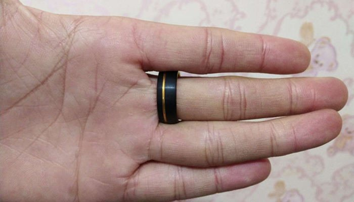 What Does A Black Wedding Band Mean On A Man