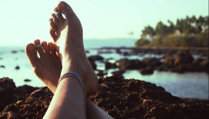 Toe Rings That Won't Tarnish