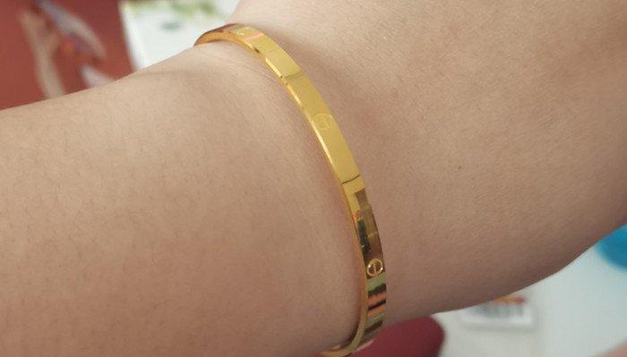 24 karat gold plated value