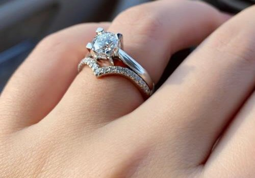 Are Big Engagement Rings Tacky?
