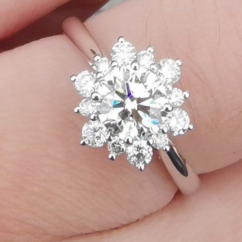 I have a Diamond but I need a Setting