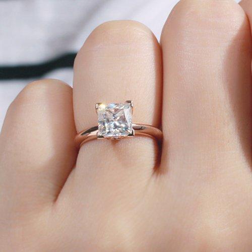Tiffany Cut Vs. Princess Cut