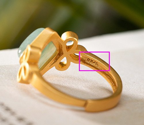 What Does 925 Stamped On Gold Jewelry Mean