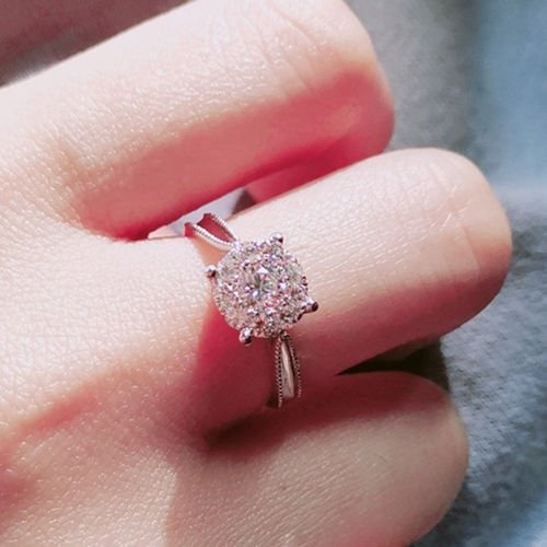 Are Walmart diamond rings Real or Fake