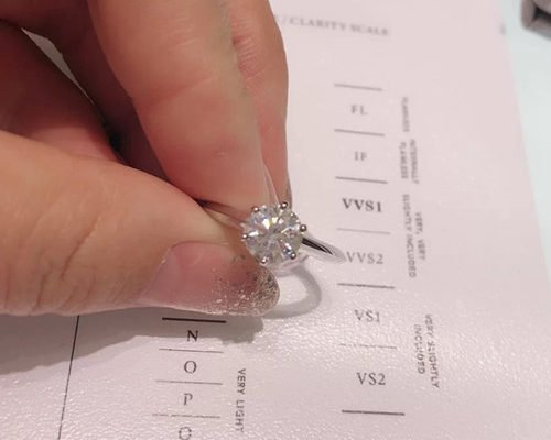 Will Tiffany Set A Loose Diamond