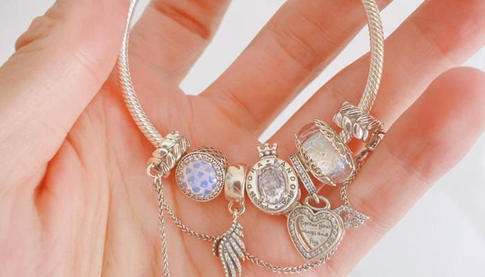Are Pandora Bracelets Real Silver?( How to identify it)