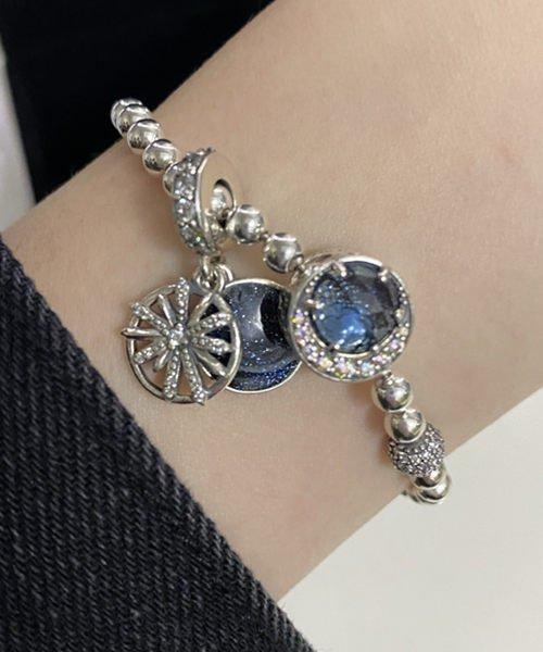 Are Pandora Bracelets Real Silver