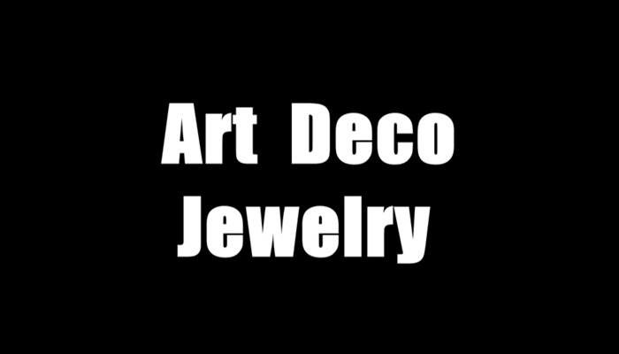 Is Art Deco Jewelry Valuable?