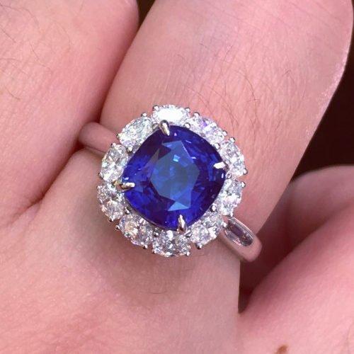 What Do Sapphires Symbolize