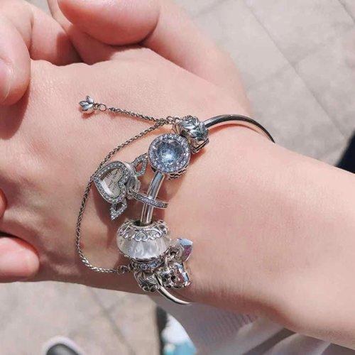 Pandora jewelry vs Swarovski