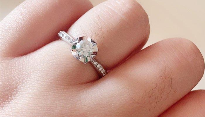 14k vs. 18k White Gold For Engagement Ring