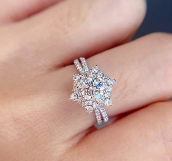 what an engagement ring means to a woman
