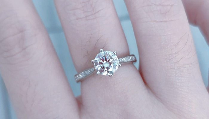 What Does an Engagement Ring Mean to a Woman