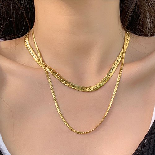Spiritual Meaning of the Gold Necklace