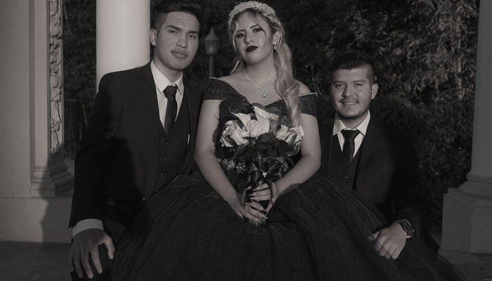 wear black to a wedding