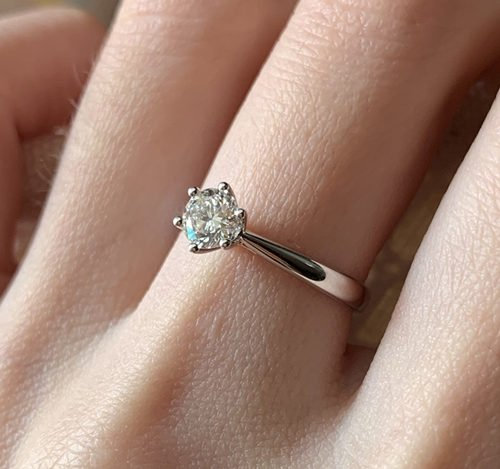 My Boyfriend Bought Me a Cheap Engagement Ring.