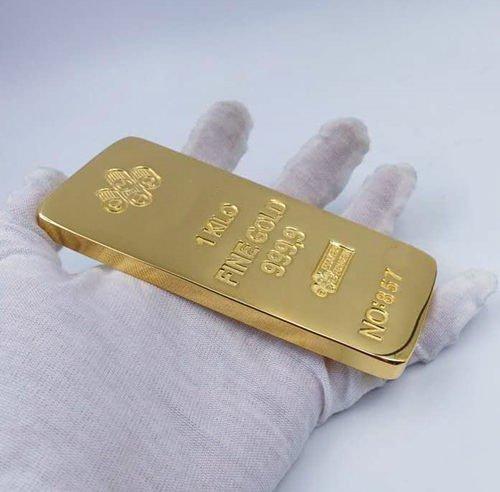 Соотношение смешивания золотого сплава
