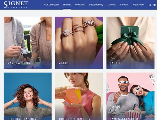 Who Owns Signet Jewelers
