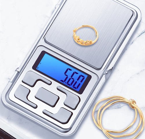 How To Measure Gold Weight At Home