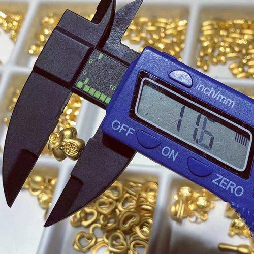 buying gold to make jewelry