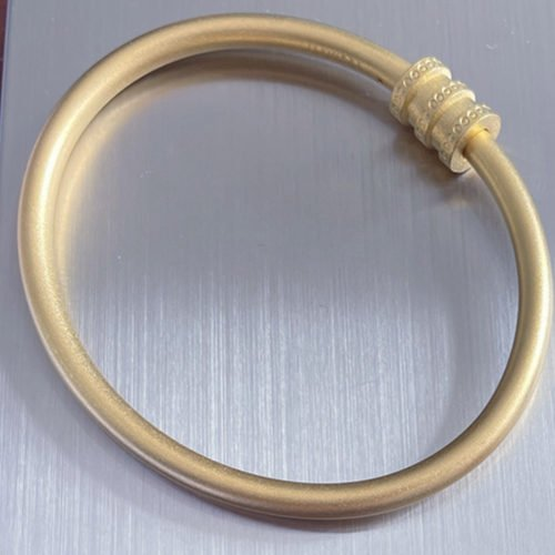 Is real gold jewelry always marked