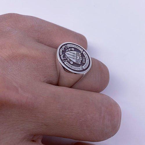 Этикет с кольцами в колледже - как их правильно носить