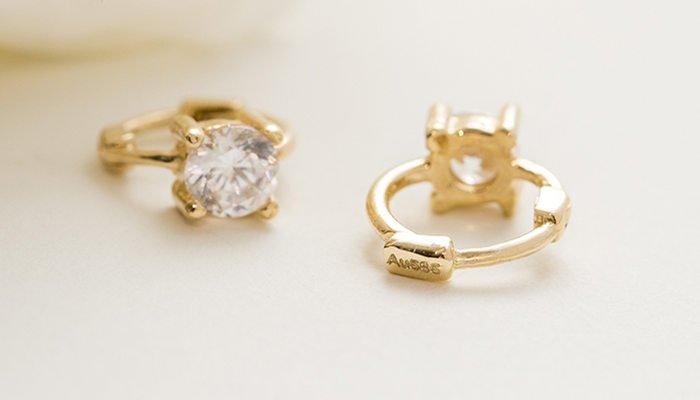 What Karat Gold Is Best For Earrings?