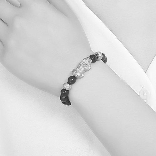 Как носить браслет Pixiu, который приносит богатство