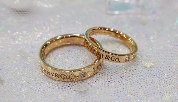 Is Tiffany & Co. Real Gold