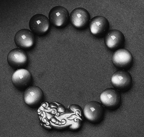 китайский браслет из бисера значение