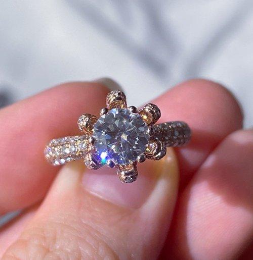 Does Moissanite Pass Diamond Tester