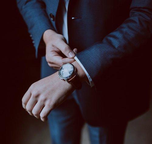 Какого цвета часы подходят ко всему